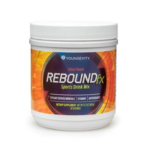 Picture of Rebound fx™ Citrus Punch Powder - 360 g canister